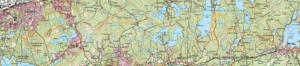 Länk till kartor över Vildmarksleden